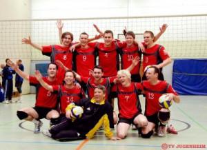 Mannschaft 2007 - Aufstieg