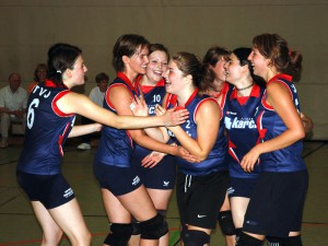 Damenmansnchaft 2007