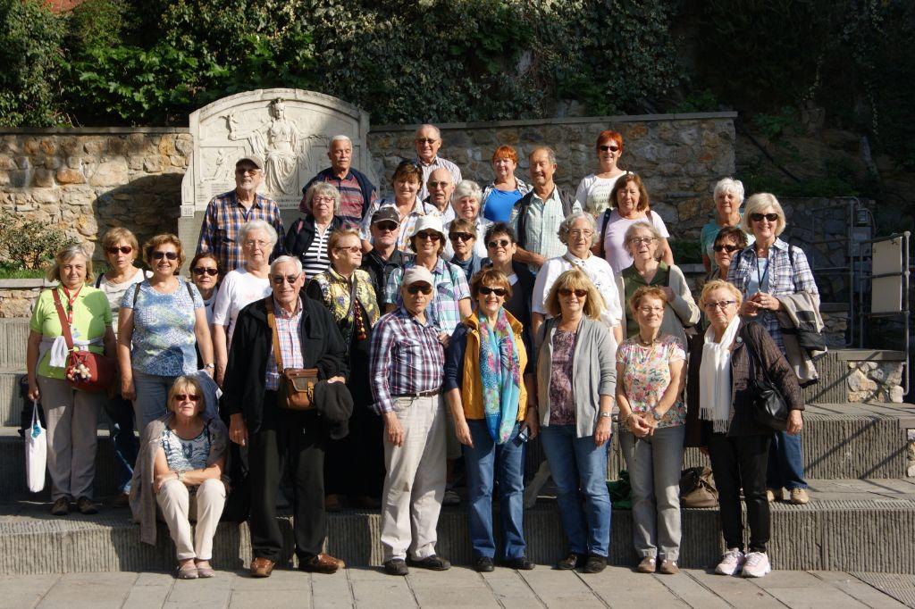 Reisegruppe TVJ