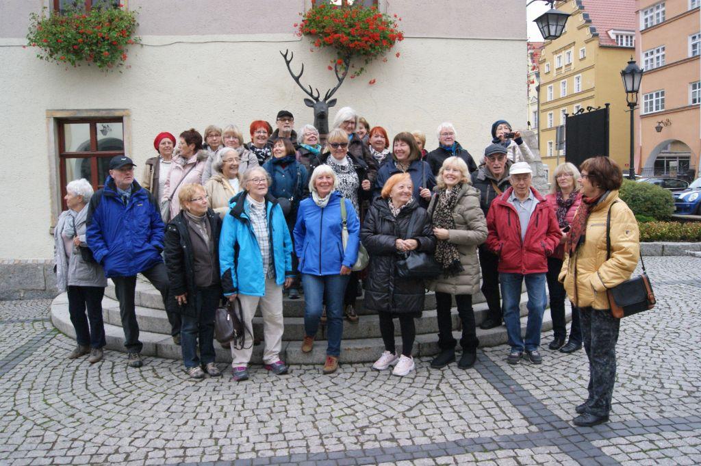 Reisegruppe Breslau